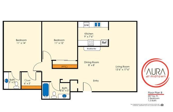 Floor Plan B Floor Plan 2