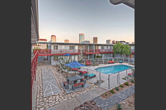 Aura At Midtown Apartments Phoenix Az