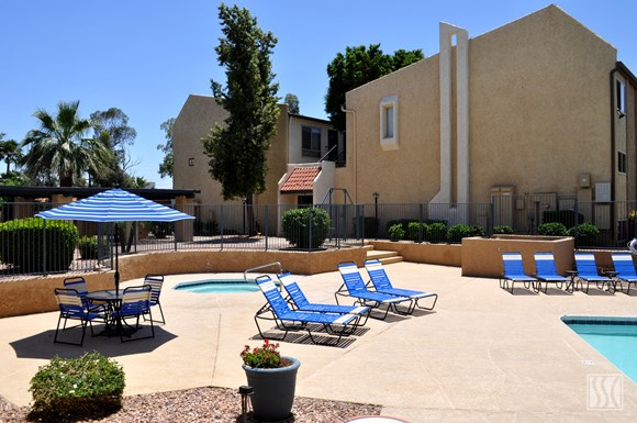 Anzio Apartment Homes Tempe Az