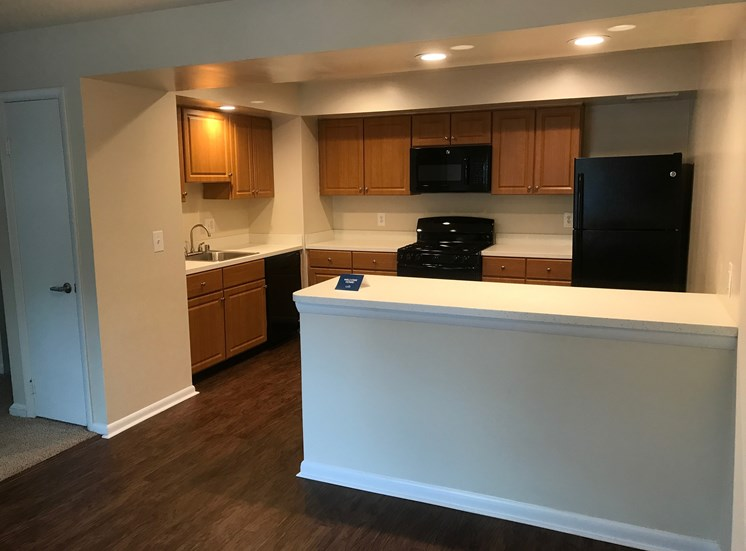 Newly Renovated Kitchens