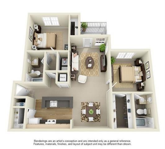 CANTERBURY Floor Plan 5
