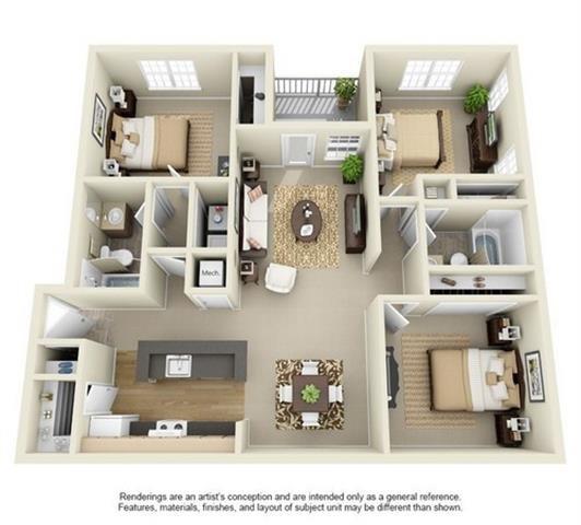 KENLEY Floor Plan 6