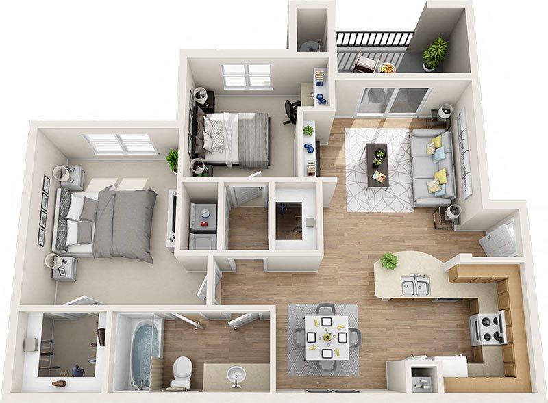 A5 Floor Plan 5