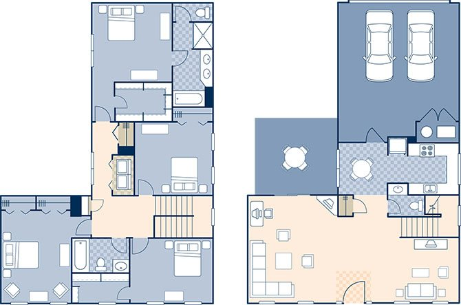 Cherbourge Village 2054 Floor Plan 7