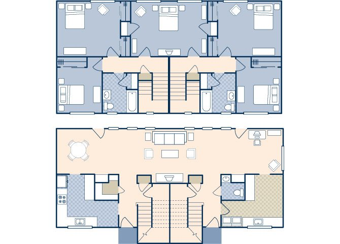 Inchon Village 2084 Floor Plan 10