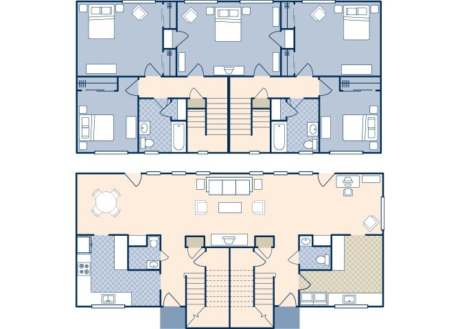 Inchon Village 2084 B Floor Plan 11