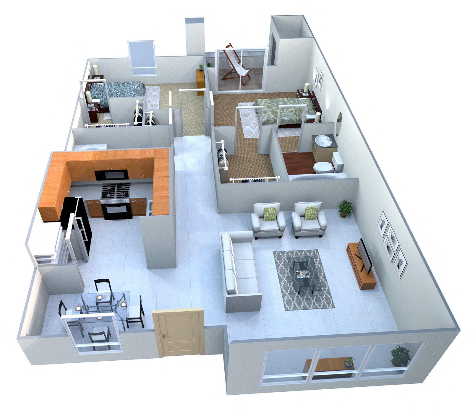 San Angelin Apartments