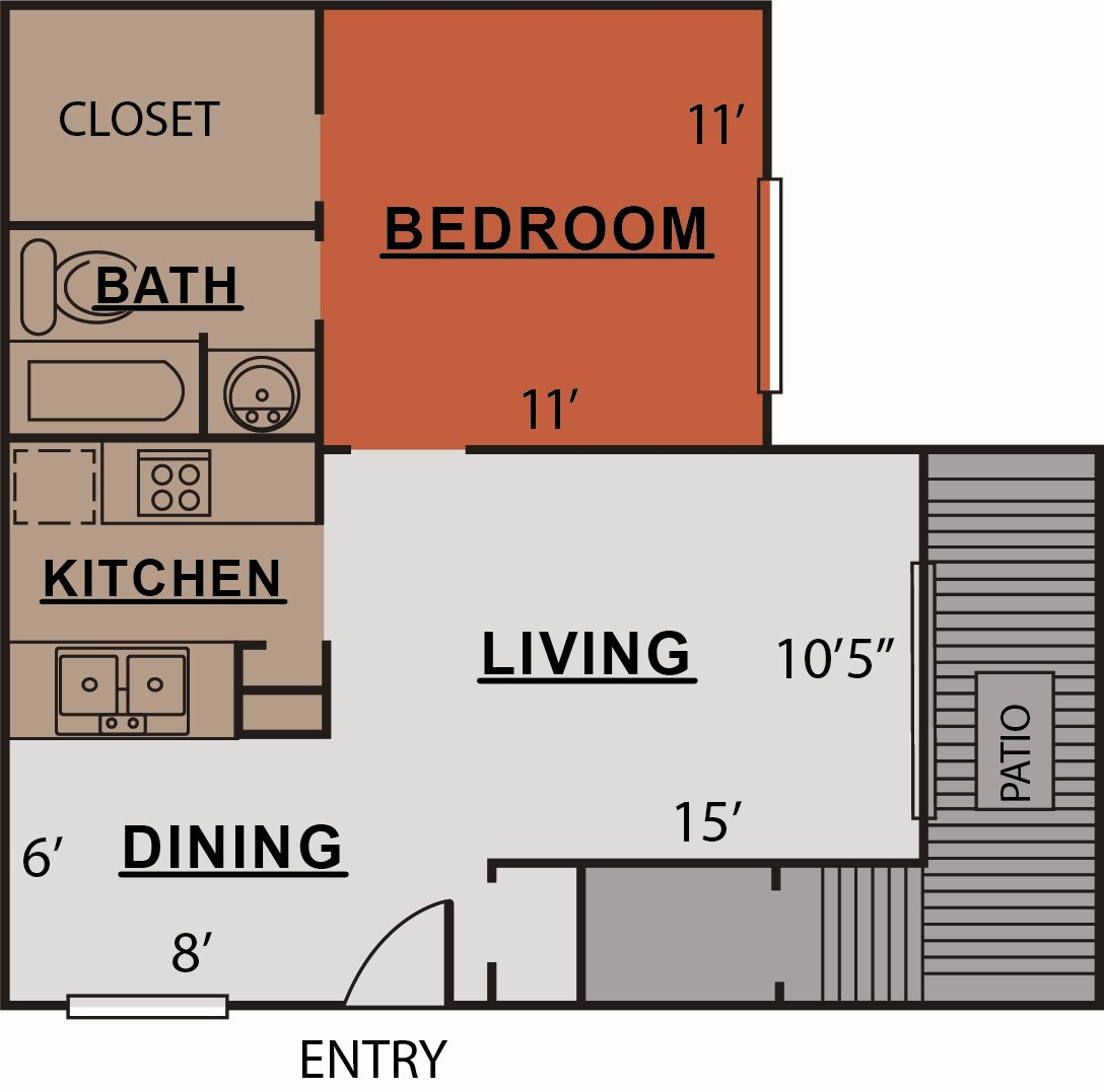 Meadow Wood Apartments: Floor Plans Of Wood Meadow Apartments In North Richland