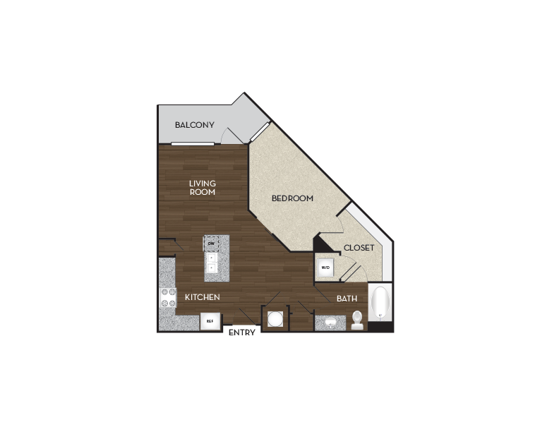 Marconi Floor Plan 3