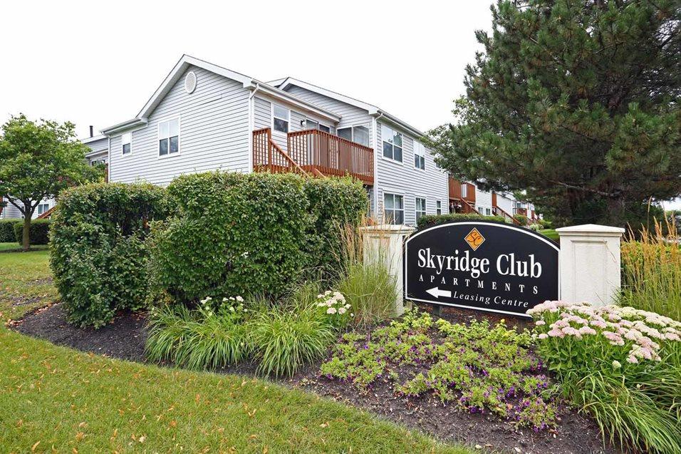 Ridge Club Apartments