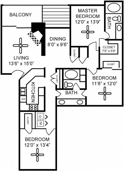 Torrey Pines Floor Plan 6