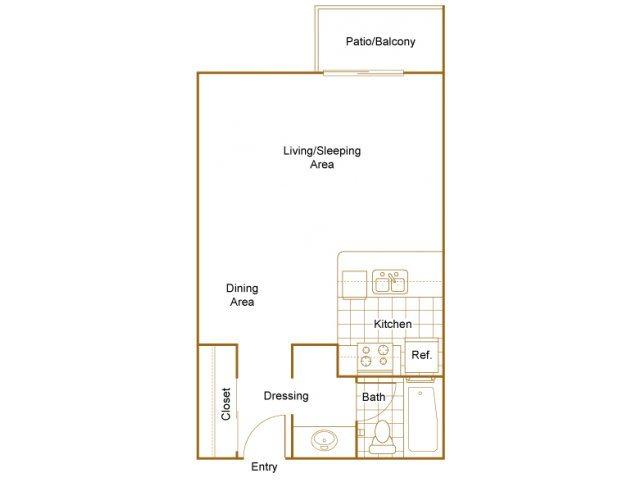 Martini Floor Plan 1