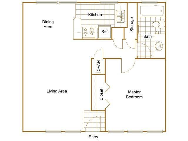 Metropolis Floor Plan 3