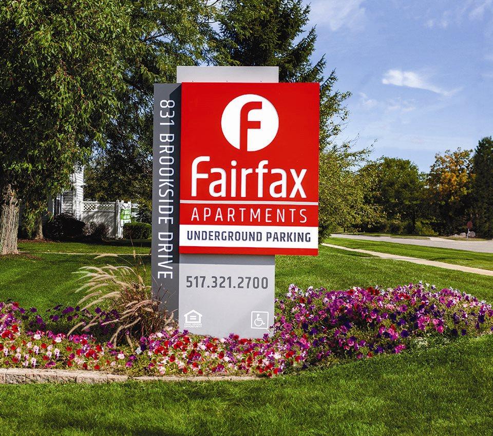 Fairfax Apartments - Lansing, MI