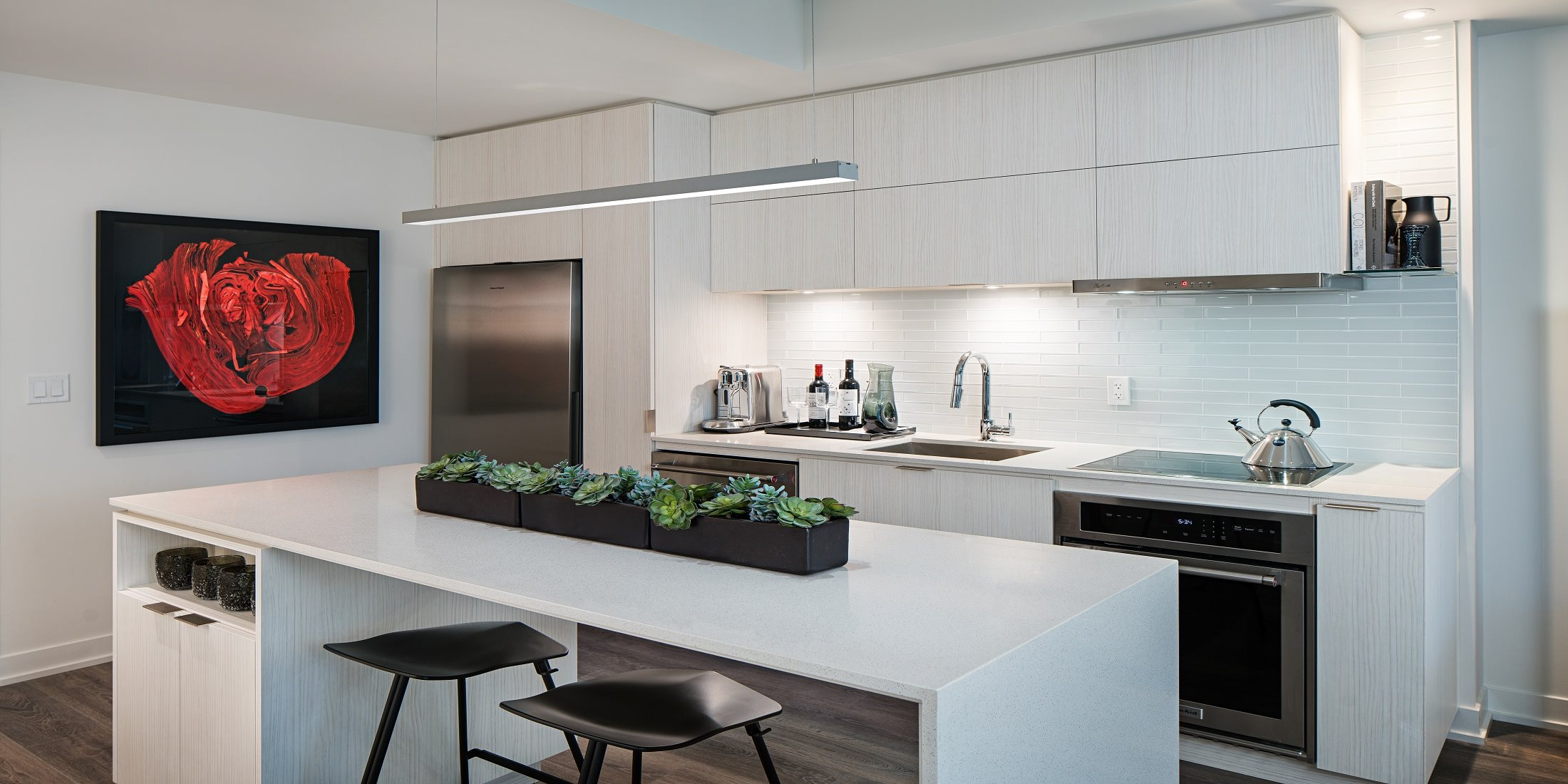 Two St Thomas Yorkville Rental Living Luxury