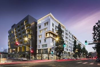 1200 S. Grand Ave. Studio-2 Beds Apartment for Rent Photo Gallery 1