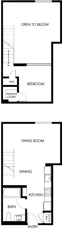 G12 Apartments_Los Angeles CA_Floor Plans_One Bedroom One Bathroom_10