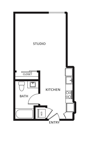 G12 Apartments_Los Angeles CA_Floor Plans_Studio_18