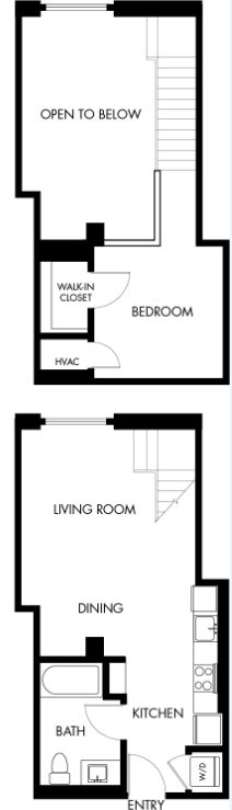 G12 Apartments_Los Angeles CA_Floor Plans_Studio_20