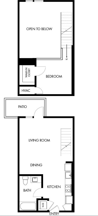 G12 Apartments_Los Angeles CA_Floor Plans_Studio_24