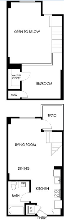 G12 Apartments_Los Angeles CA_Floor Plans_Studio_30