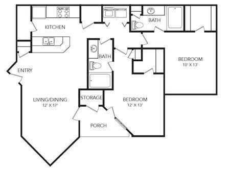 Aurora Floor Plan 5