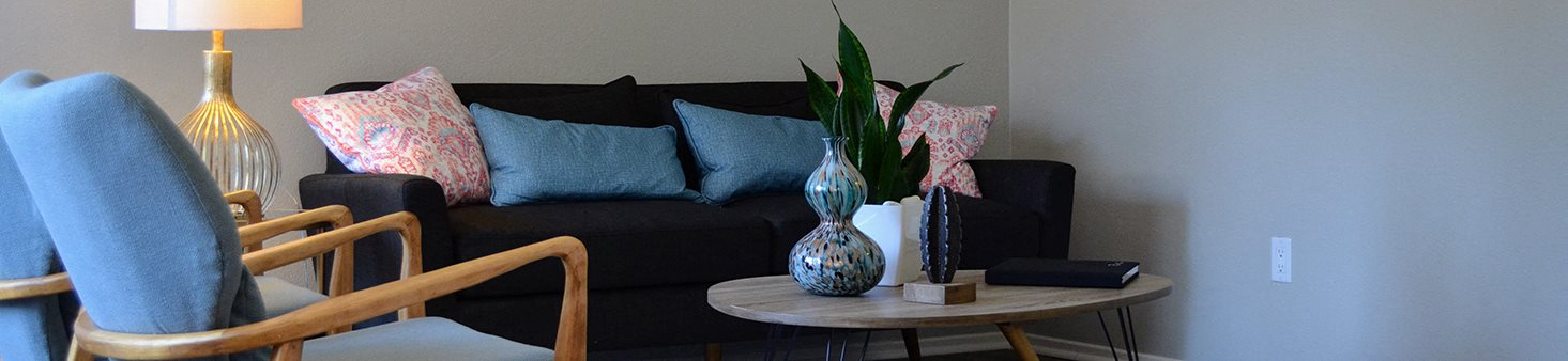 Chula Vista Apartment Floor Plans | Canyon Villa