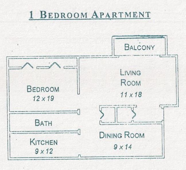 Floor Plans Of Gatehouse Apartments In Kansas City, MO