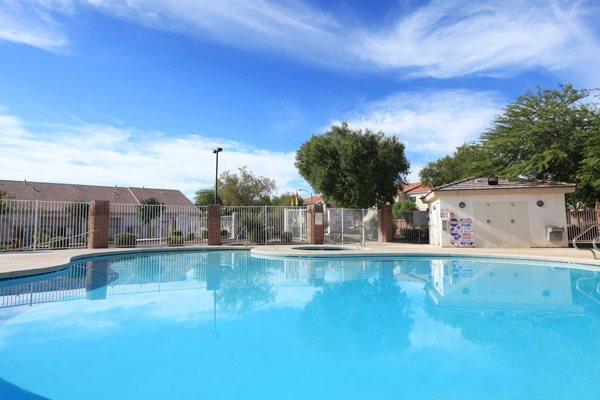 Hidden canyon village apartments 3940 scott robinson blvd - Public swimming pools north las vegas ...