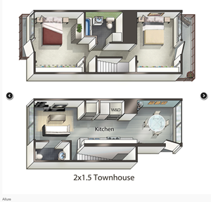 Allure- Townhome