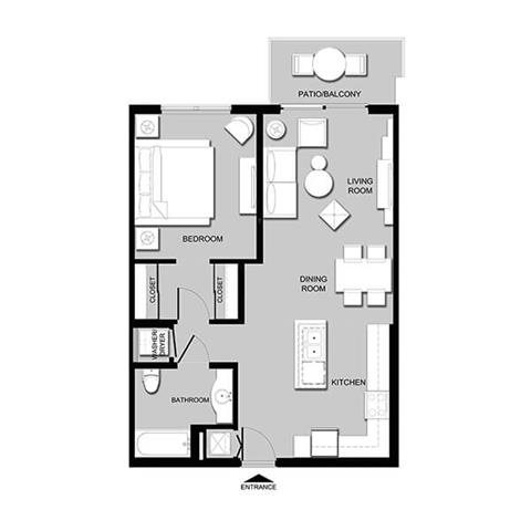 Citrine Floor Plan 1