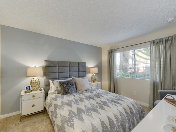 Luxury Apartment Community Bedroom