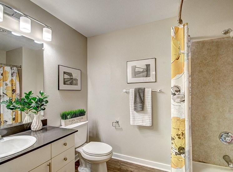Luxury Apartments for Rent in Seattle - Solara Bathroom
