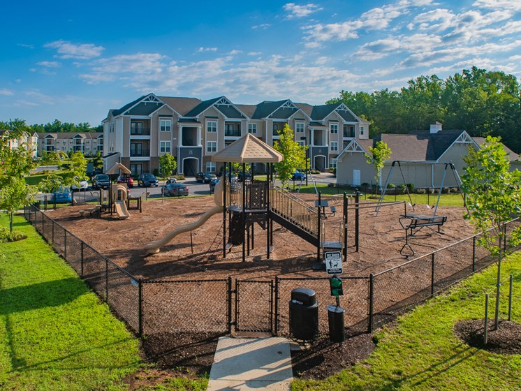 On Site Children'S Playground at Abberly Square Apartment Homes by HHHunt, Waldorf