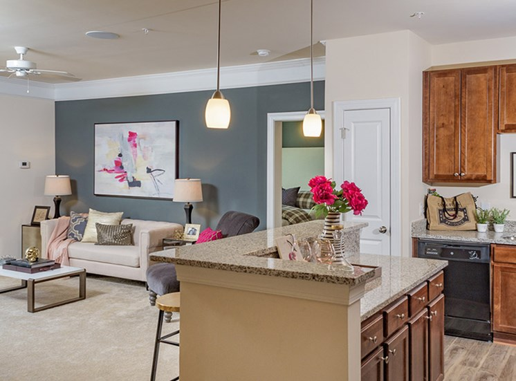 Island Designed Kitchens at Abberly Square, Waldorf, MD, 20601