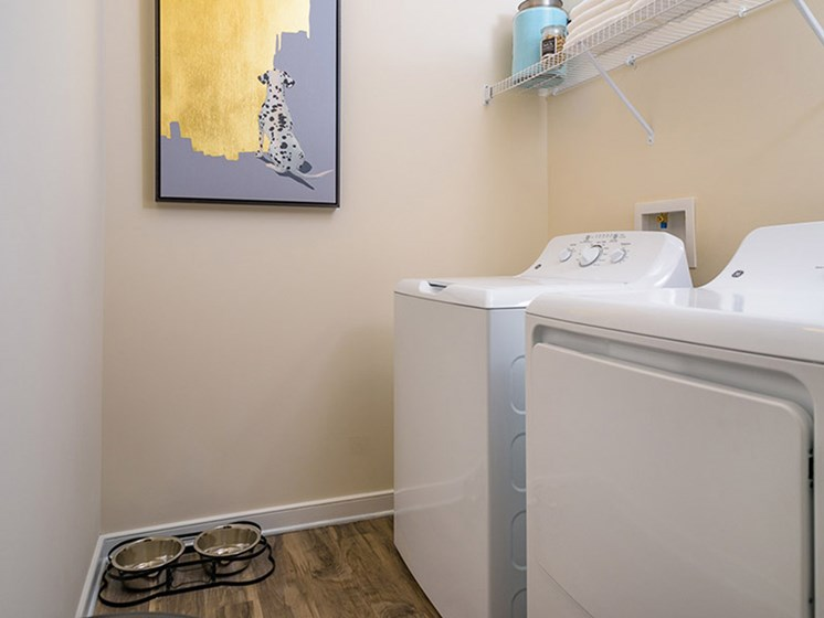 Washer and Dryer Included at Abberly Square, Waldorf, 20601