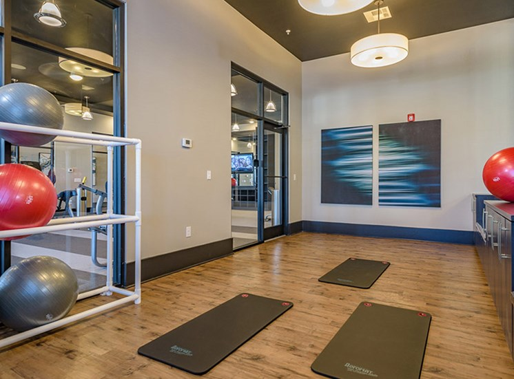 Yoga Studio at Abberly Square, Waldorf, MD