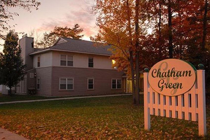 Chatham Green Entrance