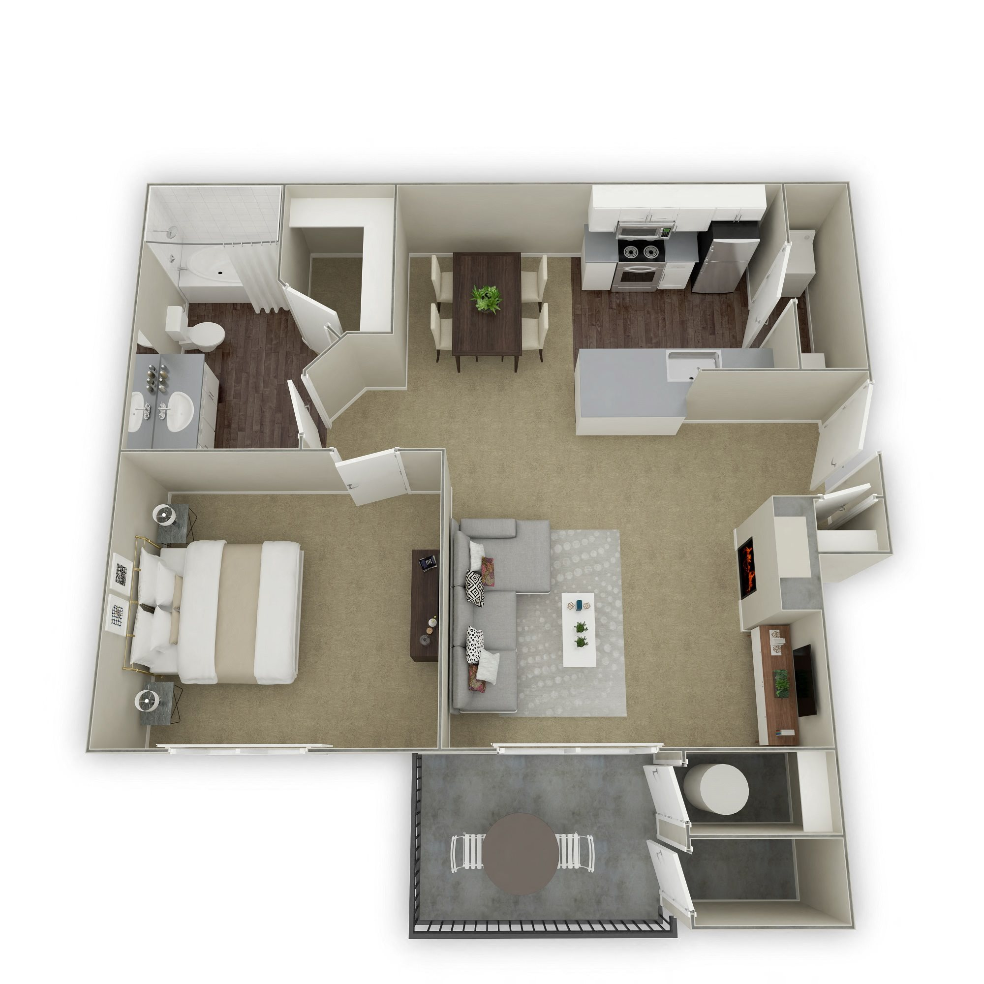 Grand Canyon Floor Plan 1