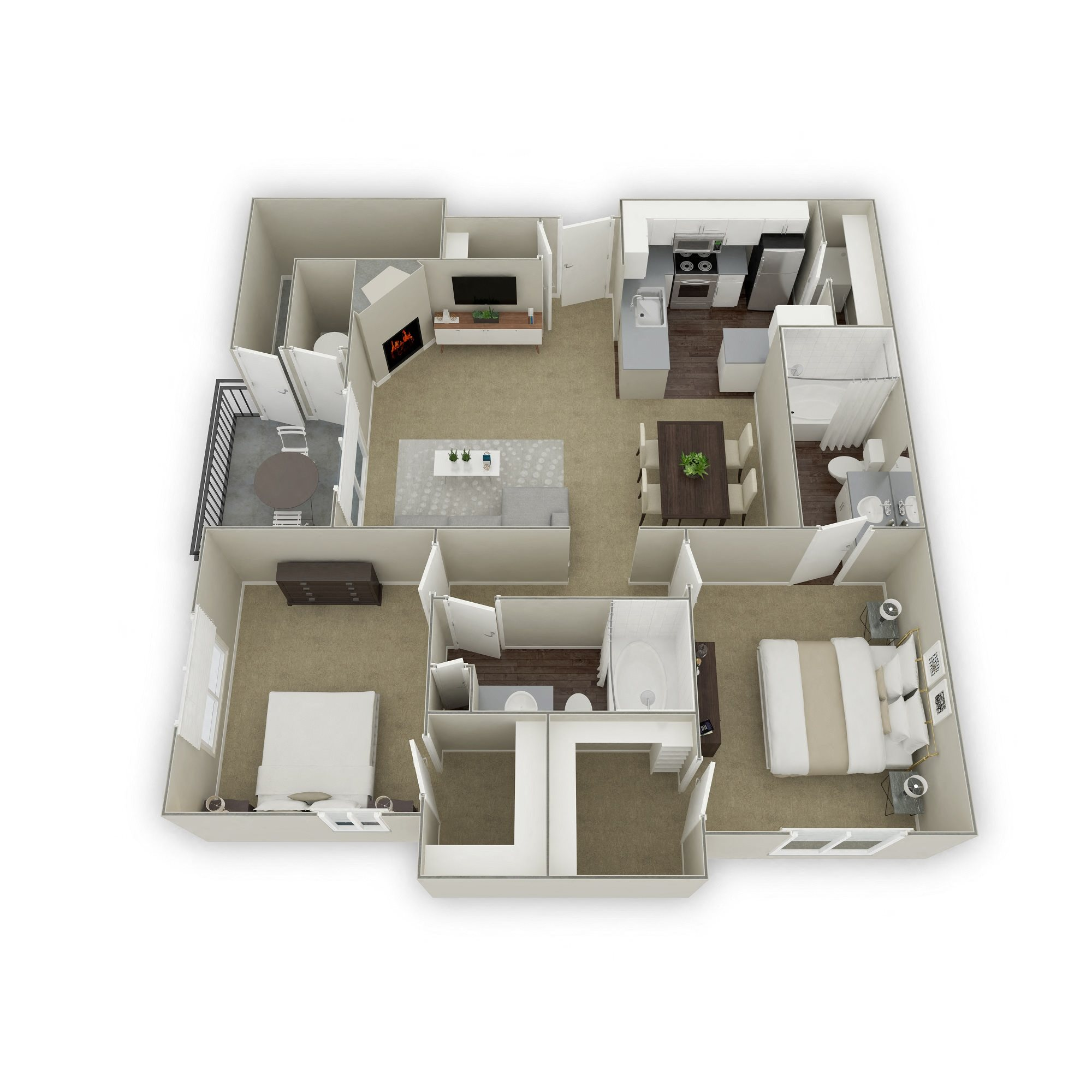 Yosemite Floor Plan 5