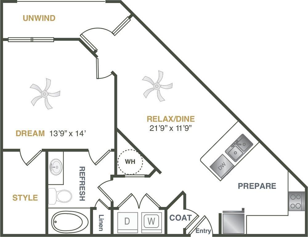 A3C Floor Plan 4
