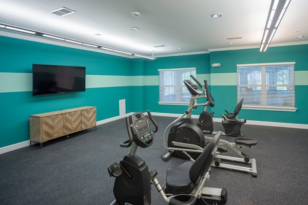 Abigail Court Fitness Center