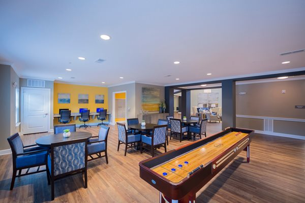 Abigail Court Apartments Game Room
