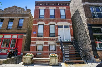 2126 N. Damen Ave. Studio-4 Beds Apartment for Rent Photo Gallery 1