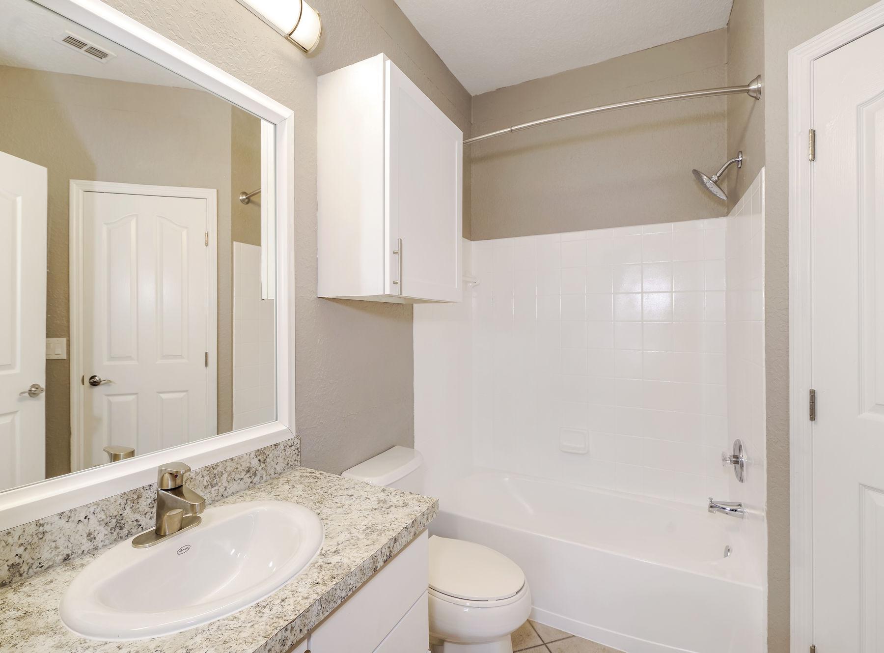 Model Bathroom