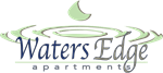 Waters Edge Apartments Property Logo 2