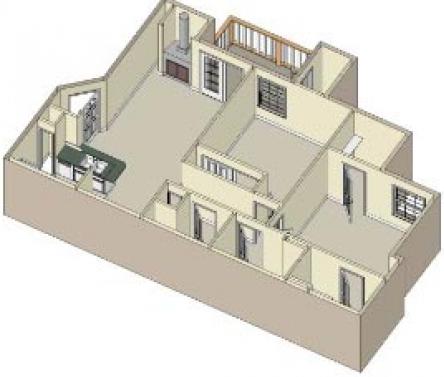 Belmont Floor Plan 3
