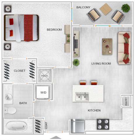 A2A Floor Plan 1
