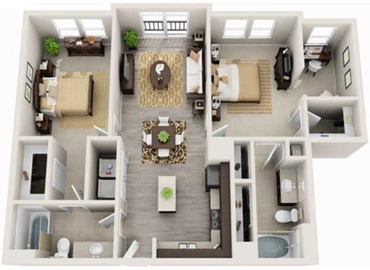 Forsyth Floor Plan 8