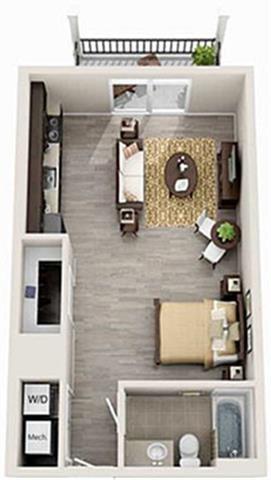 Lafayette Floor Plan 2